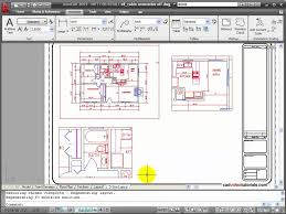 floor plan scales autocad tutorial applying annotation scales to an existing