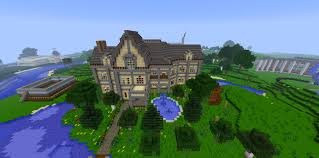 big house designs minecraft home design and style