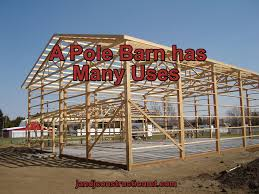 7 uses for a pole barn