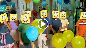 spongebob party ideas spongebob party ideas party city