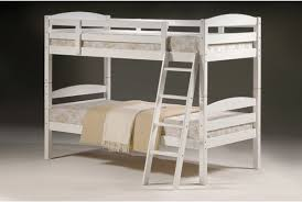 White Wooden Bunk Beds For Sale Betternowmcouk Vancouver Solid Pine Wooden Bunk Bed With 2 X