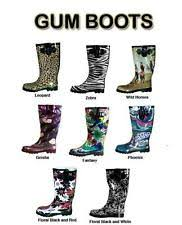 womens gumboots australia rubber boots for ebay