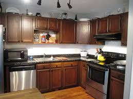 kitchen restaining wood cabinets java stain staining oak