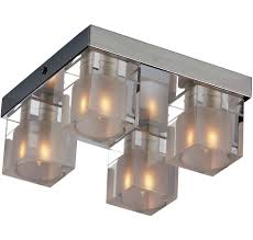 home design breathtaking square flush mount ceiling light and