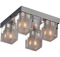 home design breathtaking square flush mount ceiling light and