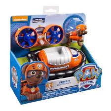 paw patrol zuma u0027s hovercraft toy vehicle walmart canada