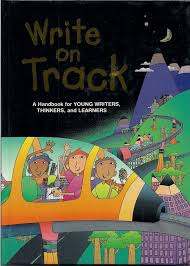 write on track a handbook for young writers thinkers and