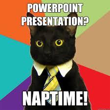 Powerpoint Meme - powerpoint presentation cat meme cat planet cat planet