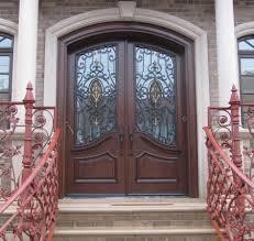 Front Doors For Home Front Doors Awesome Fiberglass Double Front Door 139 Fiberglass