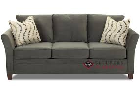 Sofa Sleepers Queen Size by Customize And Personalize Murano Queen Fabric Sofa By Savvy