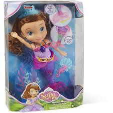 disney junior sofia mermaid magic doll big