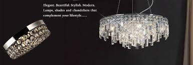 Chandelier Lamp Shades With Crystals by Lights Up Pune Exclusive Showroom Complete Lighting Solutions