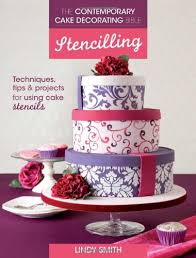 buy cake stencils recpes and how to decorating ideas for cakes