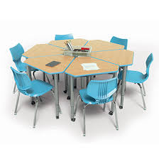 Single Student Desk Uxl Classrooms Tables Smith System