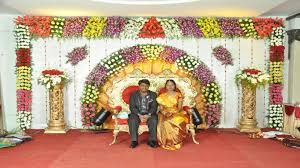 tsm reception decorations procedure for marriage in tirumala how