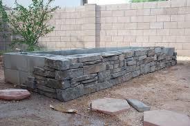 best 25 stone raised beds ideas on pinterest raised bed