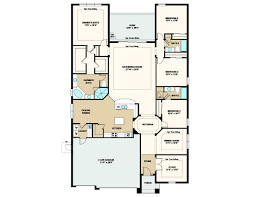 fiji floor plan at cypress reserve in winter garden fl taylor