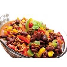 plat de cuisine x7 plat cuisine chili hyperproteine effea slim alimentation