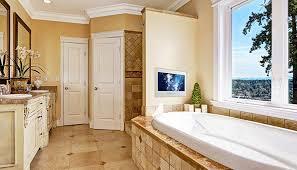 mirror bathroom tv amazon com soulaca 22inch frameless waterproof magic mirror