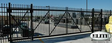 aluminum fencing by elite fence products inc ornamental aluminum