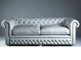 cheap chesterfield sofa sofa in dyed leather