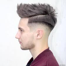 50s 60spompadour haircut rumbarber preppy hair side part hairstyle for men style mens