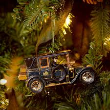 amazon com kurt adler downton abbey car christmas ornament home