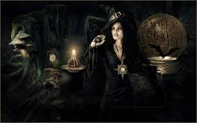 scary halloween background hd beautiful witches wallpaper wallpapersafari