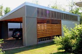 carport designs attached house dzuls interiors