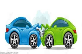 animated wrecked car crashed car clipart collection
