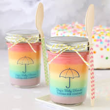 jar baby shower ideas craftdrawer crafts how to create a rainbow theme baby shower