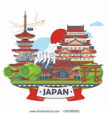 gorgeous travel poster travel stock vector 458390092