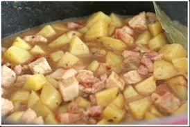 cuisiner la joue de porc marmiton ragout de porc et pommes de terre au roux en passant par ma