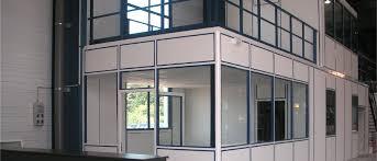 bureau logistique installation de cloisons bureau industriel logistique entrepôt