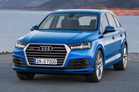 Audi Q7 Models - new 2015 audi q7 revealed motoring research