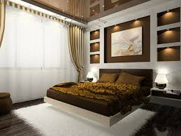 Circular Bed Frame Luxury Bedroom Design Modern L Wall Color Schemes