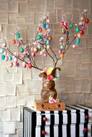 Easter Decorations Trees by Tree Decorations For Spring Home Design U0026 Architecture Cilif Com
