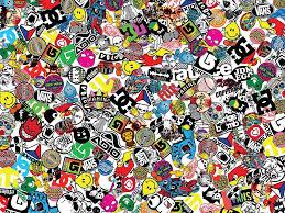 jdm sticker wallpaper jdm stickers wallpaper wallskid