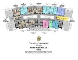 floor plan twin lakes tagaytay