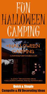 best 25 halloween camping ideas on pinterest halloween camping