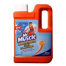 Mr Muscle 5 In 1 Bathroom Cleaner Mr Muscle Multi Task Kitchen Cleaner 500 Ml From Redmart Similar