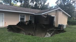 will fema or insurance cover irma related sinkhole or washout