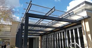 Transparent Patio Roof Polycarbonate Sheet Polycarbonate Roofing