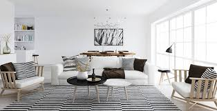 simple home decor trendy black and white décor blindsgalore blog