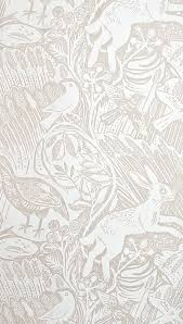 harvest hare wallpaper excellent lino print wallpaper with mark