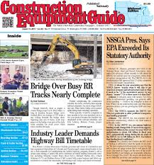 midwest 17 2015 by construction equipment guide issuu