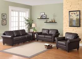 Chocolate Living Room Set Rug For Brown Leather What Color Walls Go With Furniture