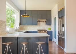 Bar Kitchen Design Kitchen Room Breakfast Bar Sits At A Lower Level Than The Kitchen