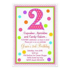 birthday invitation wording 2nd birthday invitation wording oxsvitation