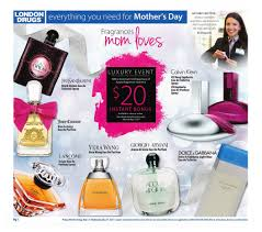 london drugs weekly flyer general perfect for mom may 12